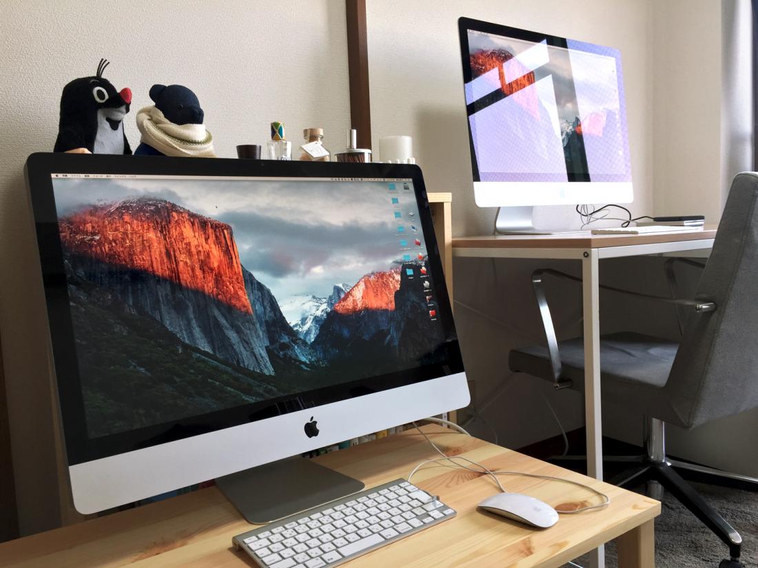 iMac爺さん